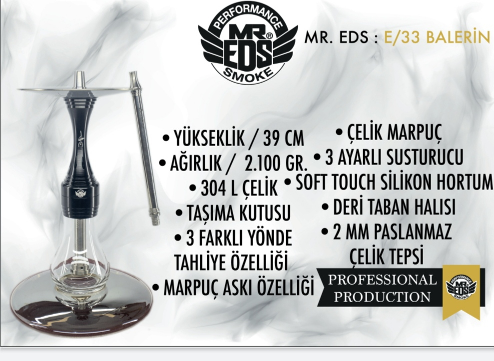 MR.EDS E-33 Balerin